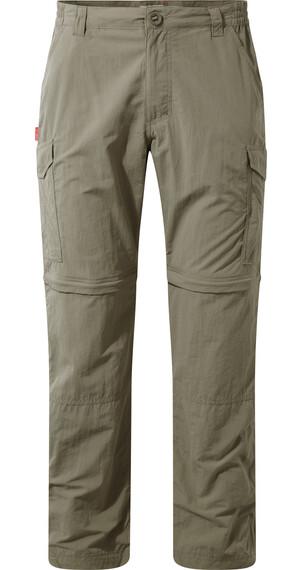 Craghoppers NosiLife Convertible lange broek Long beige
